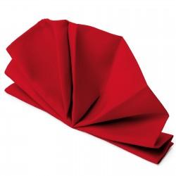 Serwetka bankietowa  czerwona
