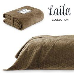 BEDS/AH/LAILA/CAPPUCCINO/200x220