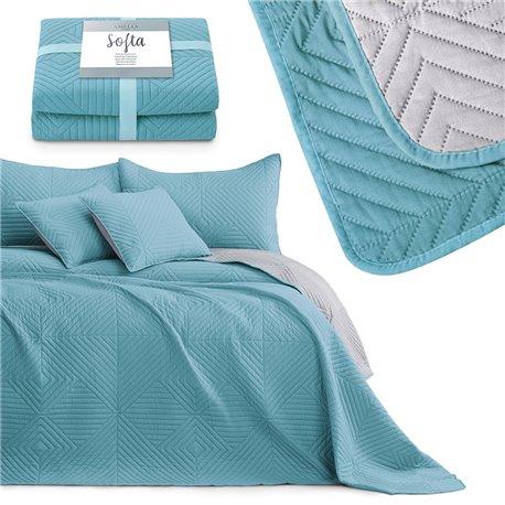 BEDS/AH/SOFTA/AZUREBLUE+PEARLSILVER/260x280