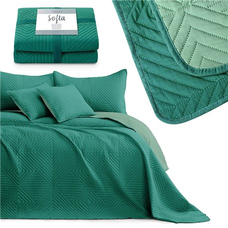 BEDS/AH/SOFTA/GREEN+JADEGREEN/260x280