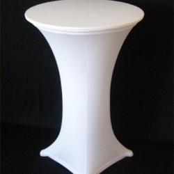 Pokrowiec na stolik koktajlowy stretch