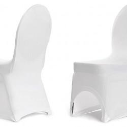 Pokrowiec stretch krzesło bankietowe