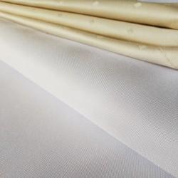 Obrus biały mat Panama