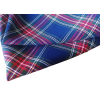 Obrus szkocka krata niebieska