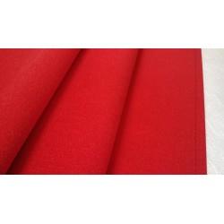 Obrus plamoodporny  Lux kolor czerwony
